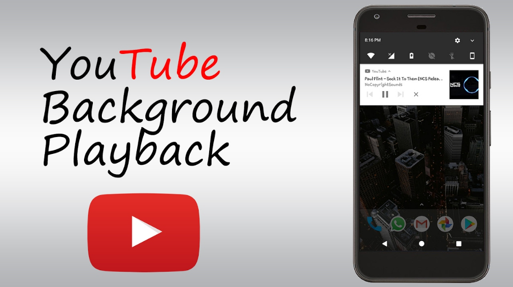 Do You Want To Have YouTube Background Music? Download Free Youtube